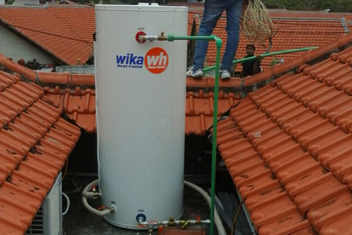 Heat Pump di Jimbaran 1